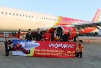 Vietjet đón thêm tàu bay A321