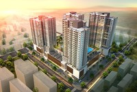 Phú Sơn Thuận ký kết hợp tác với 6 đơn vị phân phối Dự án Xi Grand Court
