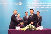 Chubb Life chính thức hợp tác cùng Ngân hàng TMCP Bản Việt
