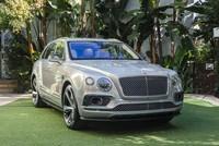 SUV siêu sang Bentley Bentayga bắt đầu về gara khách đặt