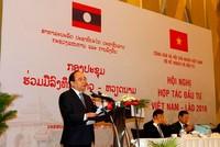 Việt Nam đầu tư sang Lào hơn 5,3 tỷ USD