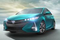 Thêm hình ảnh chi tiết về Toyota Prius Prime 2017