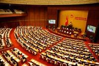 Quốc hội thực hiện quy trình miễn nhiệm Thủ tướng Chính phủ