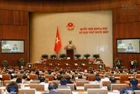 Danh sách nhân sự cấp cao được kiện toàn tại kỳ họp 11