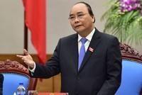 Thủ tướng Nguyễn Xuân Phúc chủ trì phiên họp đầu tiên của Chính phủ mới