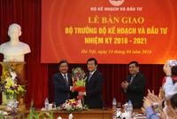 Cảm ơn ông, Bộ trưởng Bùi Quang Vinh!