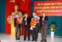 Nghệ An có Bí thư Tỉnh ủy mới