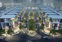 Bốn điểm hút khách của khu nhà phố hạng sang HADO Centrosa Garden
