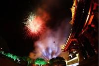 Bầu trời Huế rực sáng pháo hoa đêm khai mạc Festival