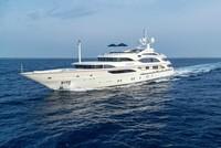 10 siêu du thuyền đắt đỏ nhất thế giới đang rao bán