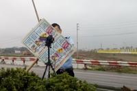 Thu phí cao tốc Pháp Vân - Cầu Giẽ: Cienco1 bị ngăn cản đặt camera đếm số lượng xe
