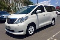 Soi chi tiết Toyota Alphard 2011 giá trên 2 tỷ đồng tại Việt Nam