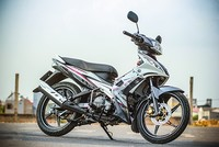 Xe côn tự động Yamaha Exciter 135 nhập Thái giá 66 triệu tại Việt Nam