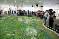 Phú Thọ, Thái Nguyên và Bắc Giang chính thức vào quy hoạch Vùng thủ đô
