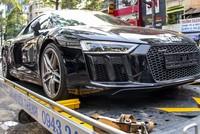 Audi R8 V10 2016 thứ hai về Việt Nam
