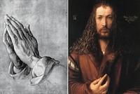 Câu chuyện thương hiệu qua bức tranh Đôi bàn tay cầu nguyện