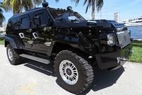 Knight XV - siêu SUV chống đạn qua sử dụng giá 565.000 USD