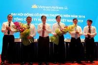Vietnam Airlines có lãnh đạo mới