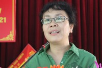 Phu nhân Phó thủ tướng Vương Đình Huệ trúng cử đại biểu Quốc hội