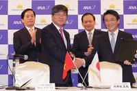 Hãng hàng không lớn nhất Nhật rót 2.430 tỷ đồng vào Vietnam Airlines