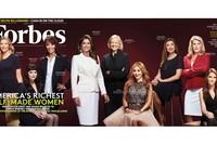 Trang bìa 10 tỷ USD của Forbes