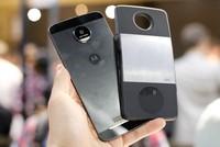Moto Z - smartphone siêu mỏng biến hoá được phần cứng