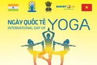Bảo Việt Nhân thọ đồng hành cùng Ngày hội quốc tế Yoga Việt Nam 2016