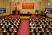 Hà Nội tiến hành bầu Chủ tịch UBND thành phố nhiệm kỳ mới