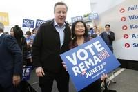 Những con số đáng chú ý về Anh và EU