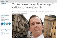 Hàng triệu người trên Internet sập bẫy 'kẻ nói dối vĩ đại'