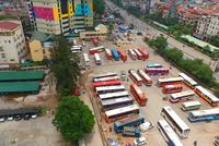 Hà Nội: Đã có phương án di dời bến xe Lương Yên