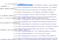 Làm rõ phản ánh trang mạng gov.vn bị gắn đường dẫn ẩn