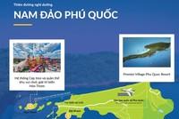 [Infographic] Nơi nào tại Việt Nam sắp trở thành thiên đường nghỉ dưỡng mới?