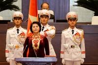 Sáng nay Chủ tịch Quốc hội khóa 14 tuyên thệ nhậm chức