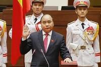 Thủ tướng Nguyễn Xuân Phúc tái đắc cử với số phiếu hơn 98%