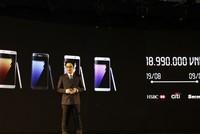 Galaxy Note 7 chính thức về Việt Nam với giá 18,99 triệu đồng