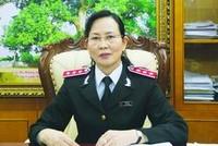 Bà Lê Thị Thủy thôi giữ chức Phó Tổng Thanh tra Chính phủ