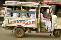 Xe công cộng của người bình dân Sài Gòn xưa