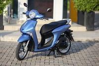 Yamaha Janus - thách thức Honda Vision tại Việt Nam