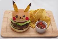 Rồng rắn xếp hàng mua Pokemon Burger