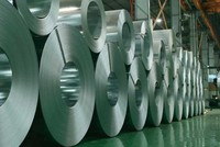 Áp thuế chống bán phá giá thạm thời với thép mạ nhập khẩu