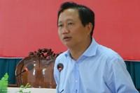 Ông Trịnh Xuân Thanh bị khai trừ Đảng