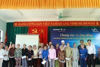 """Chương trình """"Chung tay vì cộng đồng 2016"""" đến với Quảng Bình"""