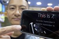 Dân buôn Hong Kong hoài nghi về iPhone 7