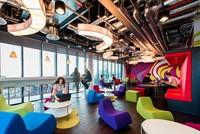 Những văn phòng tuyệt vời nhất thế giới của Google