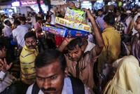 Canh bạc tỷ đô của Amazon tại Ấn Độ