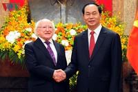 """""""Tuổi hai mươi"""" đầy sức sống của quan hệ hữu nghị Việt Nam-Ireland"""