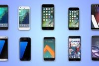 20 smartphone tốt nhất cuối 2016
