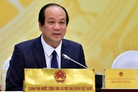 Chính phủ thông báo lý do dừng dự án điện hạt nhân Ninh Thuận