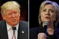Hillary Clinton dẫn trước Donald Trump hai triệu phiếu phổ thông